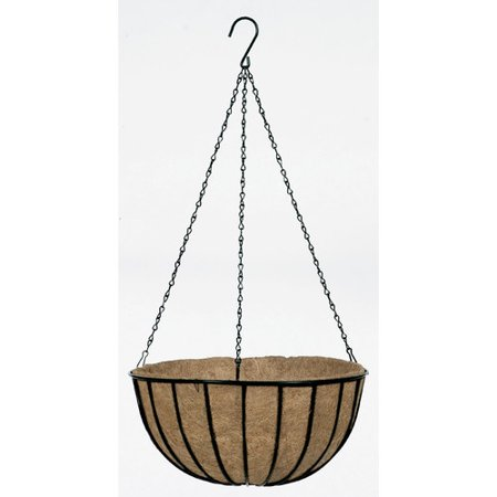 World Source Partners Steel Hanging Planter