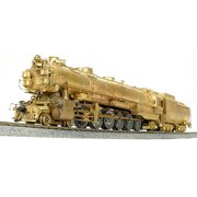 Broadway Limited 2070 HO Union Pacific-4/5 Steam 4-12-2 Unlettered
