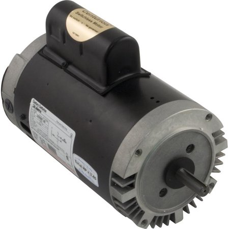 A o smith b125 3hp 230v single speed pool or spa pump for Ao smith pump motors