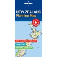 New zealand planning map - folded map: 9781786579041
