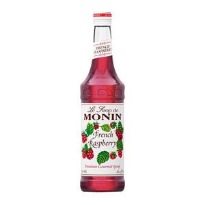 MONIN French Raspberry Syrup