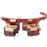 Occidental Leather 5191SM Pro Carpenter 5 Bag Assembly Tool Belt Size Small
