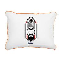 "CafePress - Iron Man Logo - 12""x15"" Canvas Pillow, Throw Pillow"
