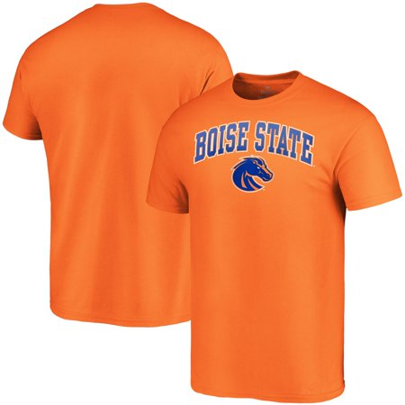 Boise State Broncos Campus T-Shirt - Orange Boise State Broncos Collectibles