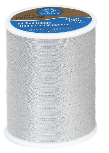 24 Jumbo Rolls 100/% Polyester Thread 200 Yards Per Roll 12 Yellow 12 Silver