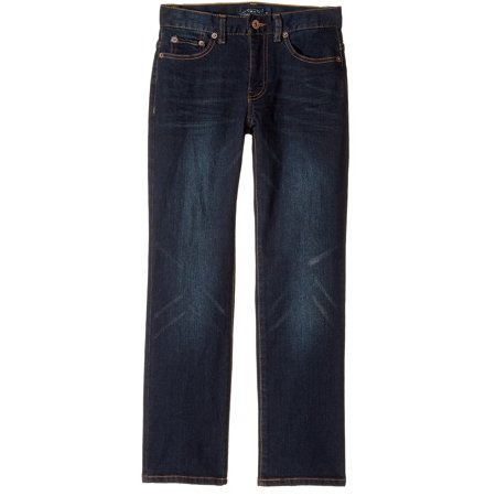 Lucky Brand NEW Blue Boy's Size 7 Classic Straight Leg 5-Pocket Jeans