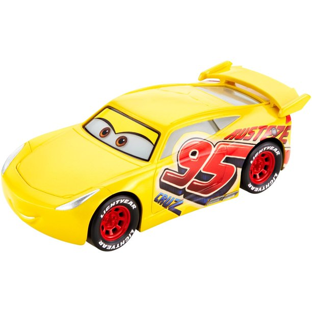 Disney Pixar Cars Racetrack Talkers Cruze Ramirez Vehicle