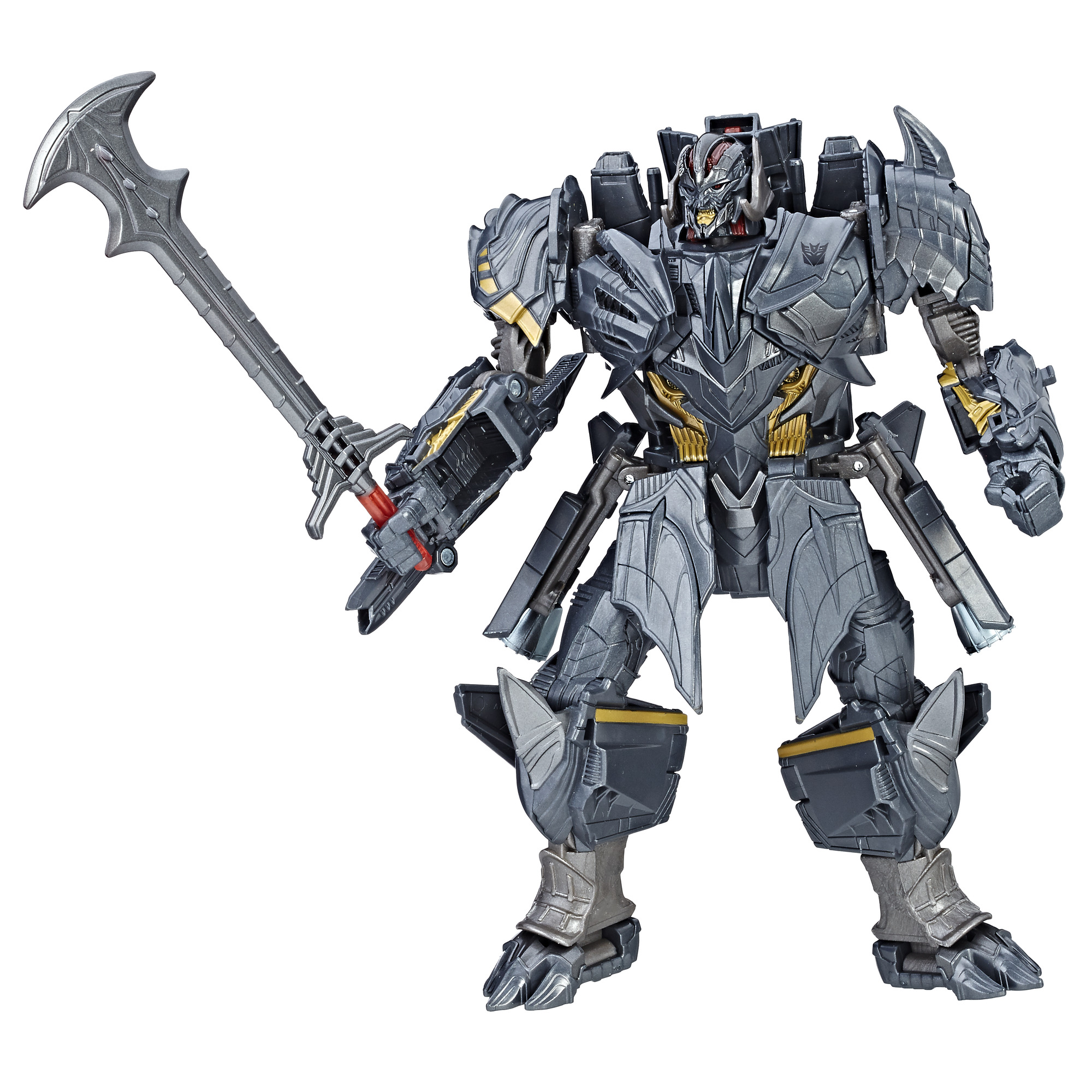 Transformers: The Last Knight Premier Edition Voyager Class Megatron by Hasbro