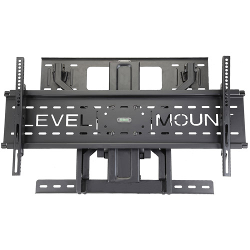 "Level Mount DMC85W Deluxe Cantilever Mount, Fits 37"" to 85"" TVs"