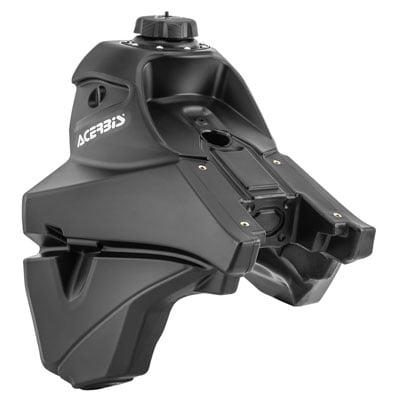 Acerbis Fuel Tank 3.0 Gallon Black for KTM 150 XC-W (E-Start)