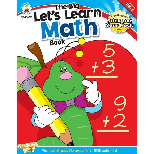 The Big Let's Learn Math Book (Stick Out Your Neck)