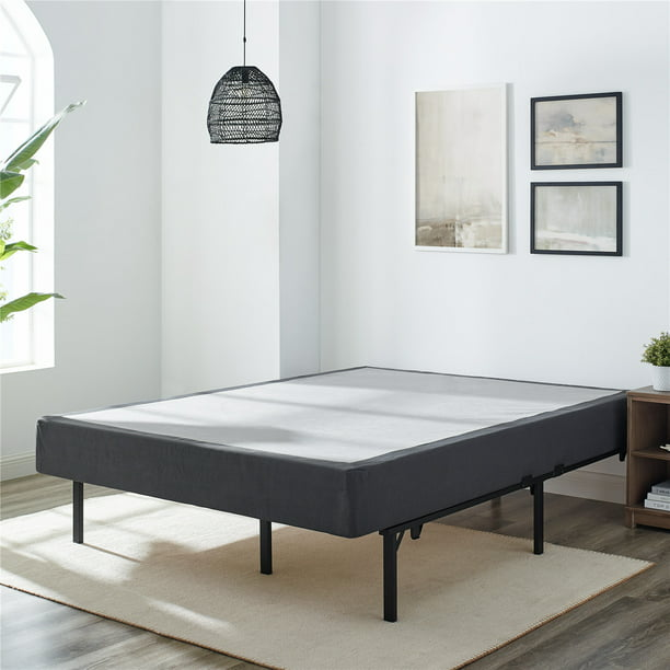 Modern Sleep 8 Instant Foundation Wood, Instant Bed Frame Queen Size