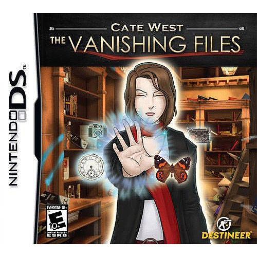 Cate West: Vanishing Files (DS)