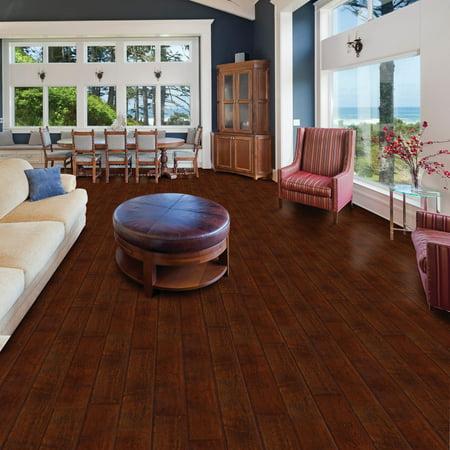 Select Surfaces Laminate Flooring Canyon Oak 1691 Sq Ft