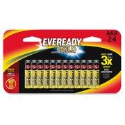 Eveready Gold Alkaline Aaa Batteries - Aaa - Alkaline (a92bp24htct)