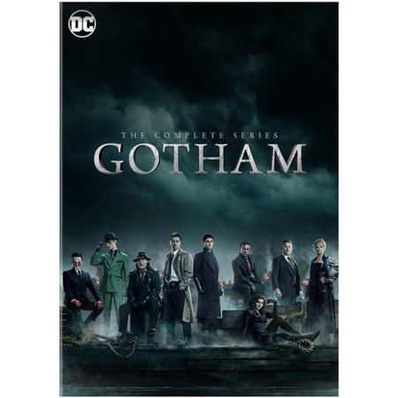 Gotham: The Complete Series (DC) (DVD)
