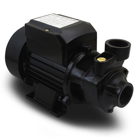 "GHP 1/2HP 500GPH 370W 1"" Inlet Clear Water Farm Pool Pond Centrifugal Water Pump"