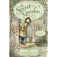 The Secret Garden: The 100th Anniversary Edition with Tasha Tudor Art and Bonus Materials (Paperback)