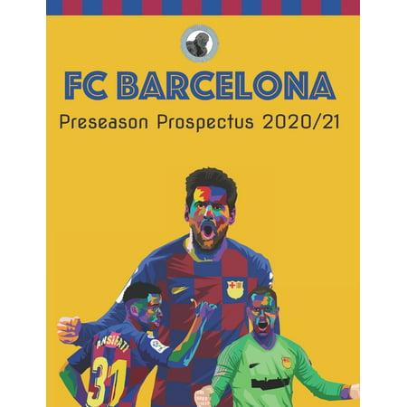 FC Barcelona: Preseason Soccer Prospectus 2020/21 (Paperback)