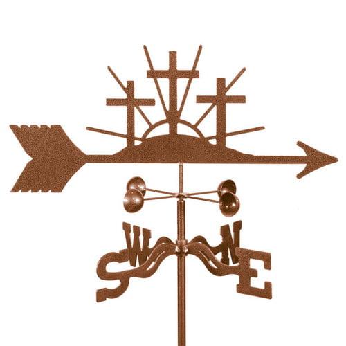 EZ Vane Inc Crosses Weathervane by
