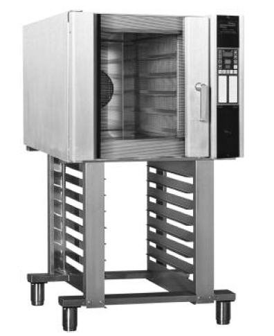 Belshaw Adamatic 3P05U10-2 Soft Flow Electric Convection Oven 5 Pan by