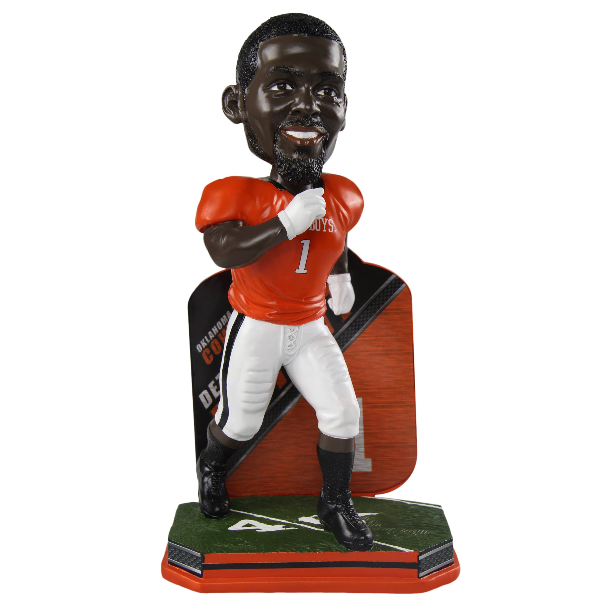 Dez Bryant Oklahoma State Cowboys College Bobblehead NCAA Dallas Cowboys