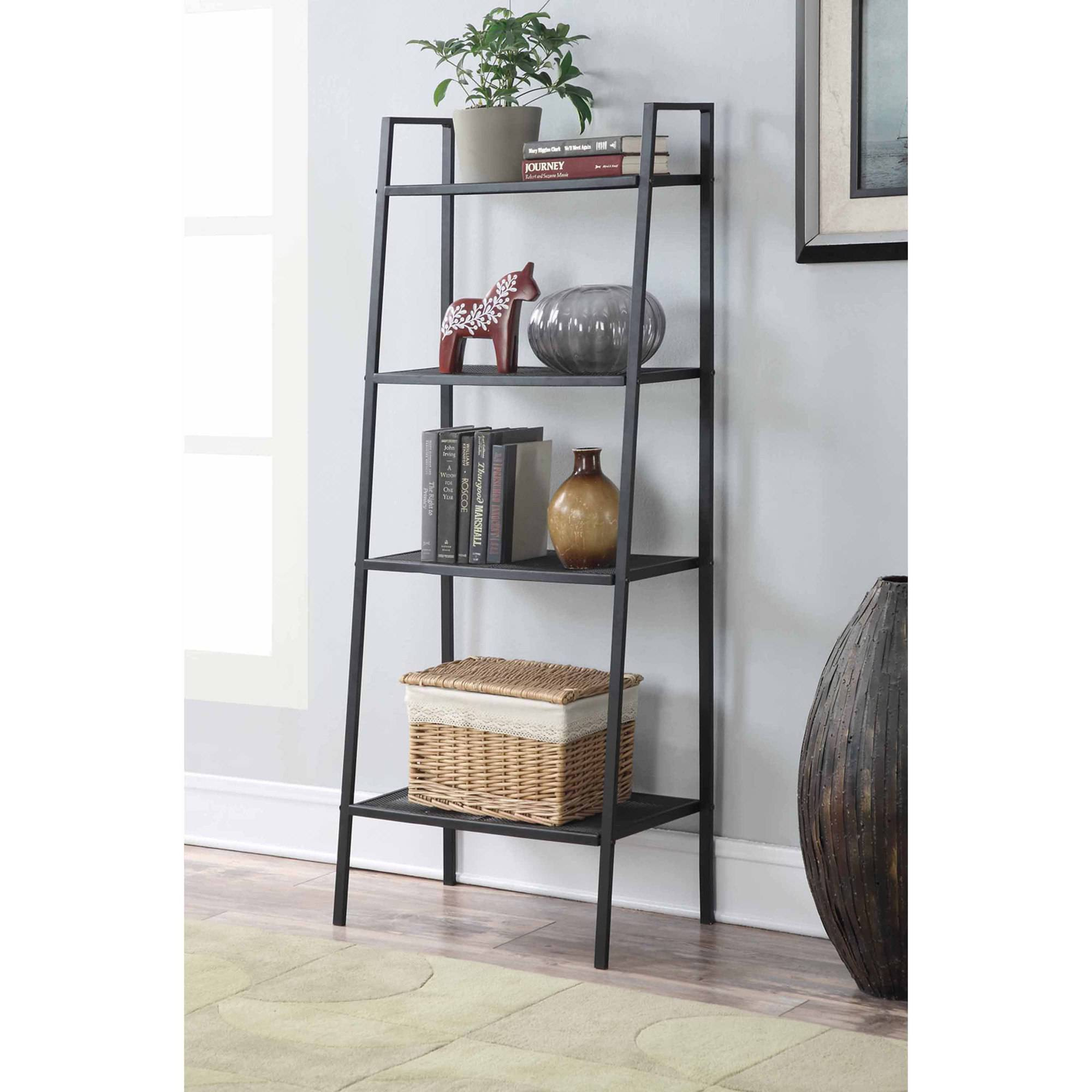 Convenience Concepts 4-Tier Metal Sheving