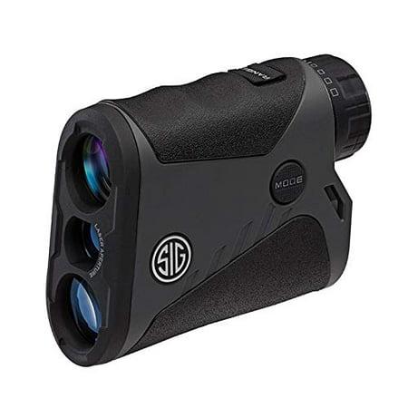 Sig Sauer KILO 1400BDX 6x20mm BDX Ballistic Data Xchange Digital Laser Rangefinder - SOK14601