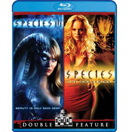 Species III / Species: The Awakening (Blu-ray) (Widescreen) CINBRSF16532
