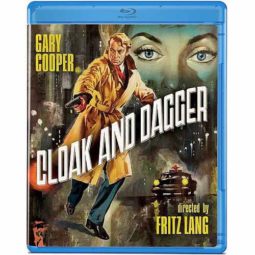 Cloak And Dagger (1946) (Blu-ray)