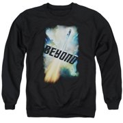 Star Trek Beyond Beyond Poster Mens Crew Neck Sweatshirt