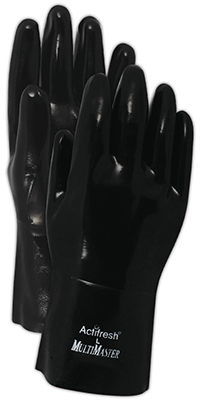 Magid Glove & Safety Mfg 2362T LG BLK Neoprene Glove by MAGID GLOVE & SAFETY MFG.