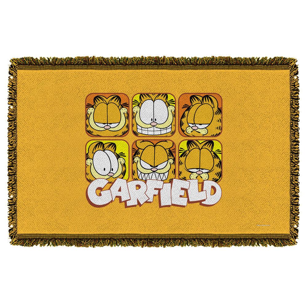 Garfield Throw Blanket Walmart Com Walmart Com