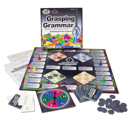 Learning Advantage™ Grasping Grammar Game Learning Advantage Games