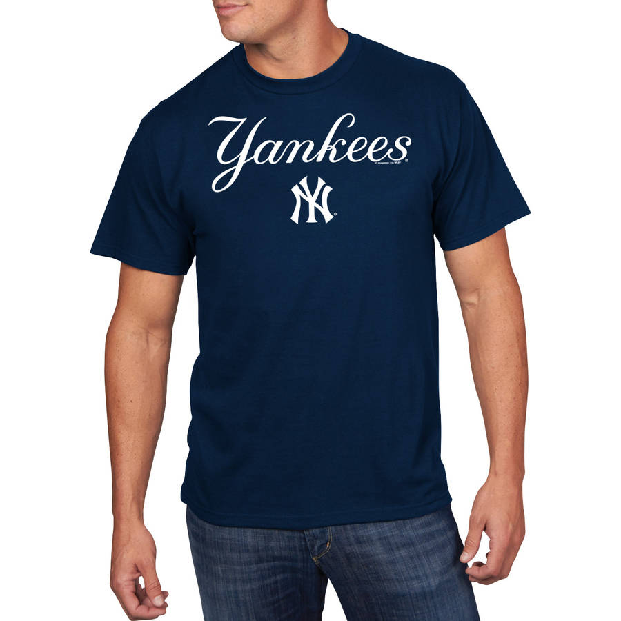 MLB - Men's NY Yankees Team Tee