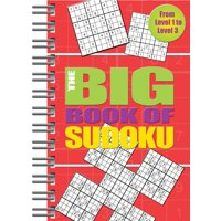 Deals on Big Book of Sudoku Other Puzzles Book