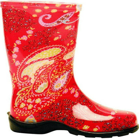 Sloggers Women's Tall Garden Boot - Photo Booth Do It Yourself