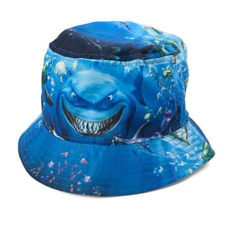 Finding Nemo Under The Ocean Reversible Youth Bucket Hat