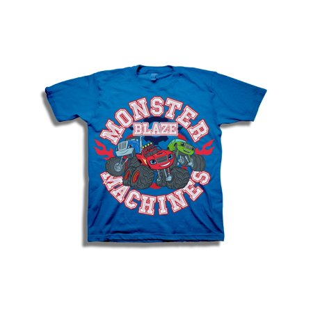 Short Sleeve Blaze & Monster Machines Graphic - Monsters High Clothes