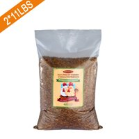 22Lbs high protein chicken feed dried mealworm(2*11LBS)