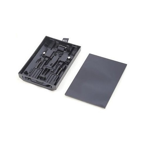 Hard Drive Enclosure Replacement Case Shell For Xbox 360 Slim Microsoft Hdd Case Only
