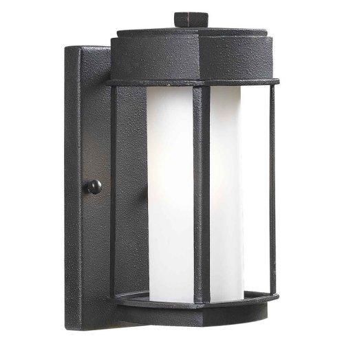 Kenroy Home Sentinel 1-Light Small Wall Lantern 92001CBRZ - 5W in. Copper Bronze