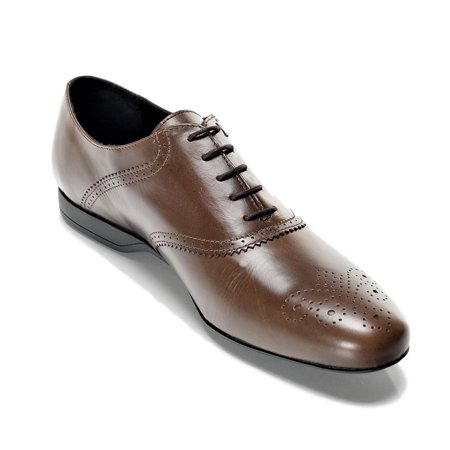 Versace Collection Men's Lace Up Perforated Oxfords Dress (Over Collection Oxford)