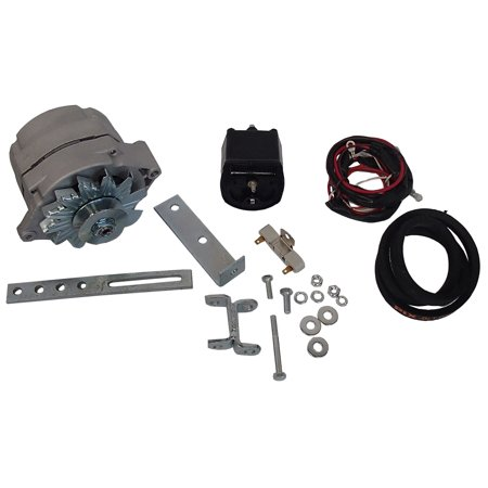 AKT0001 6 Volt to 12 Volt Conversion Kit for Ford Tractors 2N 8N