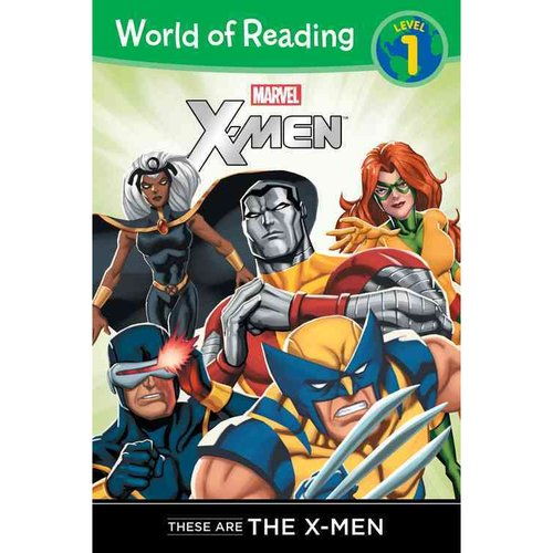 These Are The X-Men