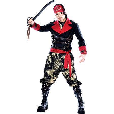 Apocalypse Pirate Adult Halloween Costume - Best Custom Made Halloween Costumes