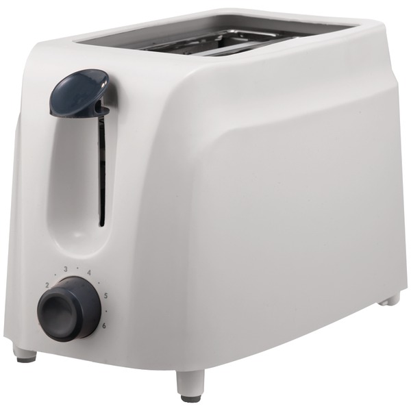 Brentwood Appliances TS-260W Cool-Touch 2-Slice Toaster