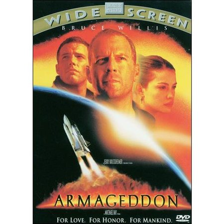 Armageddon  Widescreen