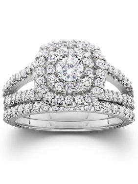 Walmart Wedding Bands.Bridal Sets Walmart Com