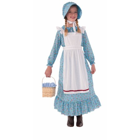 Halloween Child Pioneer Girl Costume](Mariachi Girl Halloween Costume)